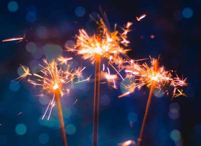 Fireworks Outpost Sparklers