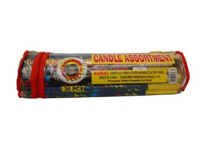 Roman Candle Aassortments