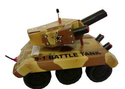 S-1 Battle Tank Novelty