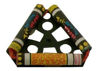 Tri Rotating Wheels